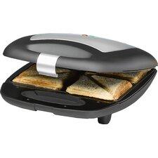 Quattro 1400W Nonstick Sandwich Maker