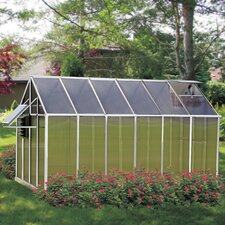 Monticello 8 Ft. x 12 Ft. Mojave Greenhouse