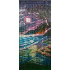 Moonite Beach Single Curtain Panel