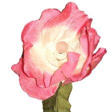 """Flower 40""""H Floor Lamp"""