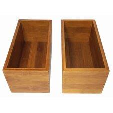 Bamboo Box (Set of 2)