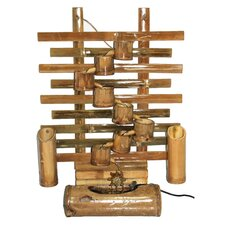 Bamboo Authentic Water Fountain