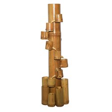 Bamboo Cascading Water Fountain