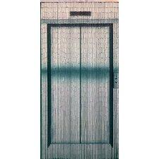 Elevator Single Curtain Panel