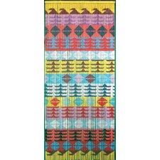 Azteca 125 Strands Single Curtain Panel