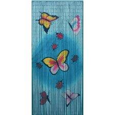 Butterflies Single Curtain Panel
