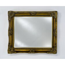 Estate Bevel Framed Wall Mirror
