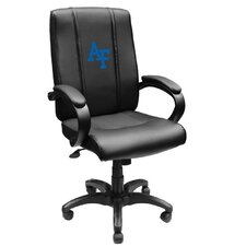 Collegiate High-Back Executive Chair with Arms