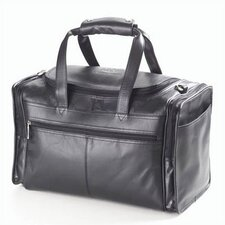 "Quinley Leather 17"" Leather Travel Duffel"