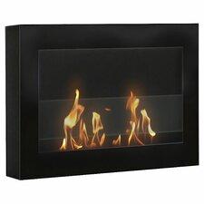 Anywhere Fireplaces SoHo Wall Mount Bio Ethanol Fireplace
