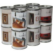 Sun Jel Gel Fuel Can (Set of 12)