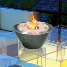 Anywhere Fireplaces Glass Gel Tabletop Fireplace