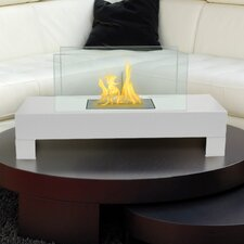Anywhere Fireplaces Bio Ethanol Tabletop Fireplace