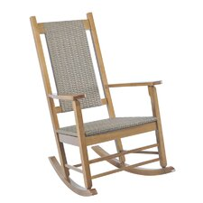 Knollwood Wicker Rocking Chair