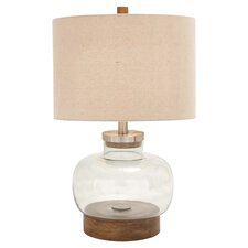"Quenelle 23"" H Table Lamp"