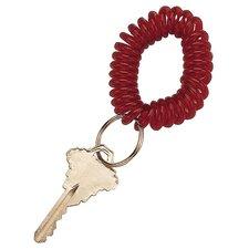Wrist Coil Key Chain