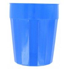 Fluted Polyethylene Water/Juice Glass
