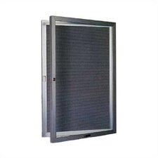 No. 435 Hinged Glass Door Directory Bulletin Board