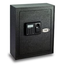 Viking Security Safe Small Biometric Keypad Wall Safe