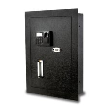 Viking Security Safe Biometric Lock Hidden Wall Safe