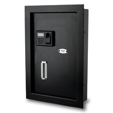 Biometric Lock Commercial Wall Safe