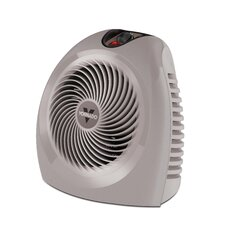 1500 Watt Portable Electric Fan Heater with Thermostatic Control (Set of 2)