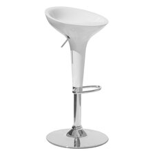 Bombo Height-Adjustable Bar Stool