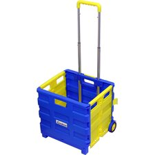 Folding Box Cart Sack Truck