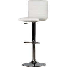 Aldo Swivel Adjustable Bar Stool