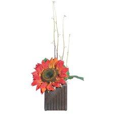 Floral Sunflower