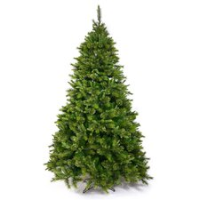Cashmere 7.5' Green Artificial Christmas Tree