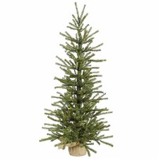 Sparkle Pistol 3.5' Sparkle Green Pistol Pine Artificial Christmas Tree