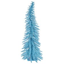 Colorful 2.5' Artificial Christmas Tree with 35 Lights