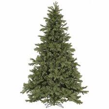 Frasier 4.5' Green Fir Artificial Christmas Tree with Unlit