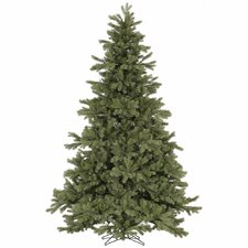 Frasier 6.5' Green Fir Artificial Christmas Tree with Unlit