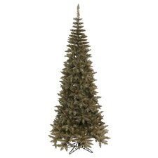 4.5' Antique Champagne Fir Christmas Tree