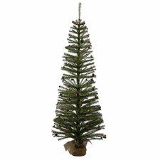Fresh Pistol Berry 5' Pine Tree Artificial Christmas Tree