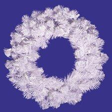 "Crystal 20"" Spruce Wreath"