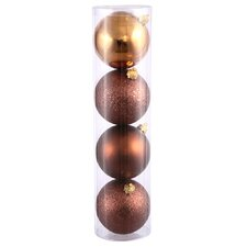 Assorted Ball Christmas Ornament (Set of 20)