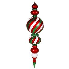 Candy Series Finial Ornament