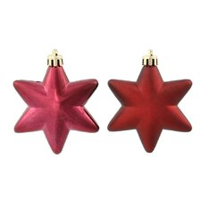Star Christmas Ornament (Set of 36)