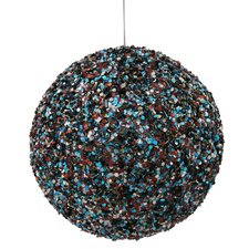 Sparkle Sequin Ball Christmas Ornament