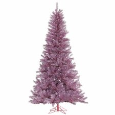 7.5' Orchid Pink Christmas Tree