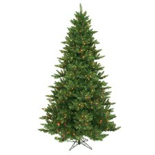 7.5' Camdon Fir Artificial Christmas Tree with 800 LED Multi Colored Lights
