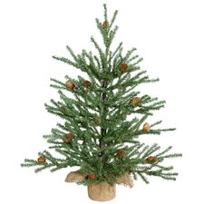 1.6' Carmel Pine Christmas Tree