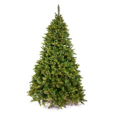 3' Mixed Pine Cashmere Artificial Christmas Tree