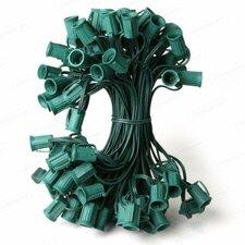 Commercial C9 Christmas Light Socket Set