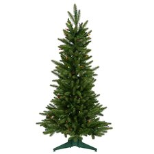 3' Frasier Fir Artificial Christmas Tree with Multi Light