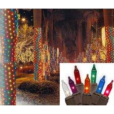 Christmas Net Style Tree Trunk Wrap Light