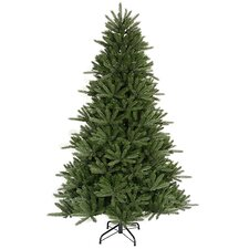 6.5' Full Vermont Fir Instant Shape Artificial Christmas Tree